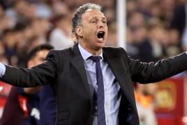 Главным тренером сборной Армении назначен Хоакин Капаррос