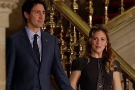 Canadian PM's wife tests positive for coronavirus