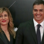 Wife of Spanish PM tests positive for virus