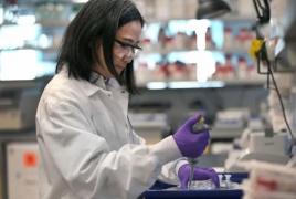 Աֆեյանի ընկերության՝ կորոնավիրուսի դեմ պատվաստանյութն ԱՄՆ-ում 1-ին անգամ կփորձարկվի