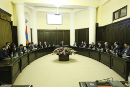 Armenia approves decision on state of emergency (Updated)