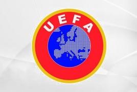 ՈւԵՖԱ-ն 1 տարով հետաձգել է ամռանը կայանալիք ֆուտբոլի Եվրոպայի առաջնությունը