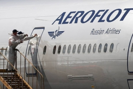 Aeroflot cancels flights to Armenia due to air traffic restrictions