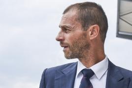 Ֆուտբոլի ԵԱ-2021-ի հանդիպումները կանցկացվեն նույն քաղաքներում