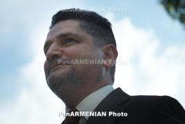 Тигран Саркисян назначен зампредседателя правления ЕАБР