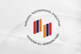 «Հայաստան» հիմնադրամ․ ՀՀ շուտով արհեստական շնչառական 7 համակարգ կհասնի