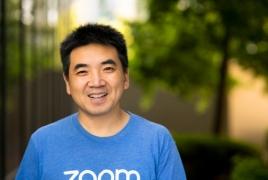Zoom-ի հիմնադիրը է $2 մլրդ է վաստակել կարանտինի ժամանակ