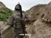 Շաբաթն առաջնագծում․ Հայ դիրքապահների ուղղությամբ արձակվել է մոտ 1200 կրակոց
