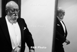 Celebrated composer Krzysztof Penderecki dies aged 86