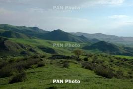Armenian school-age child wounded in Azerbaijani shooting