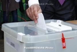 В Арцахе стартовали президентские и парламентские выборы