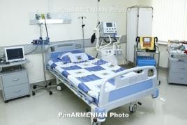 В Армении от коронавируса скончался 5-й пациент