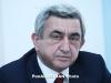 Серж Саргсян: В ходе апрельской войны мы потеряли не более 400 гектаров