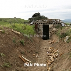 Karabakh soldier wounded in Azerbaijan's shooting