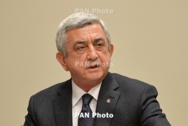 Armenia ex-President invited to parliament for April War hearings