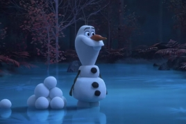 Disney-ի ինքնամեկուսացած հեղինակները «Սառցե սրտի» ձնեմարդի մասին տեսանյութեր են ստեղծել