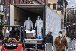 В США за сутки зарегистрировано рекордное число смертей от коронавируса - 1736: «Ведомости»