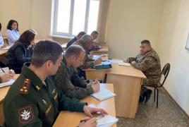 В Армении мобильная лаборатория Covid-19 ВС РФ обеспечит точность исследования на 99%