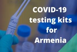 Армения получит 2000 тестов на коронавирус от США