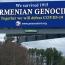 Massachusetts Armenian Genocide billboards feature Covid-19 message