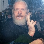 Julian Assange fathered two children in embassy, lawyer says