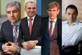 Forbes: 8 армян - в списке 200 богатейших бизнесменов РФ