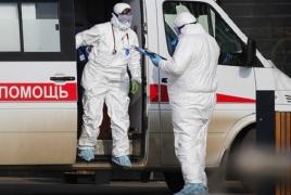В РФ за сутки коронавирусом заразились 4268 человек, умерло 44