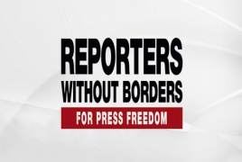 RSF: Armenia's position on press freedom index unchanged at 61