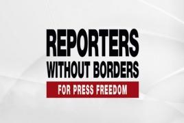 Армения заняла 61-е место в рейтинге свободы прессы