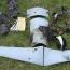 МО Арцаха обнародовало фотографии обломков сбитого азербайджанского беспилотника