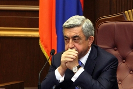 Armenia: Two years have passed since Serzh Sargsyan's resignation