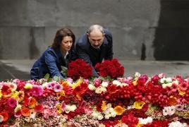 Pashinyan: Armenian Genocide was a crime against human civilization