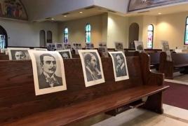 Arizona church displays photos of Armenian Genocide victims