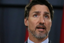Trudeau joins Armenians to remember Genocide victims