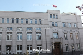 Central bank cuts refinancing rate in Armenia to 5.0%
