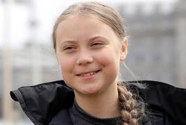 Greta Thunberg donates $100000 to combat coronavirus among children