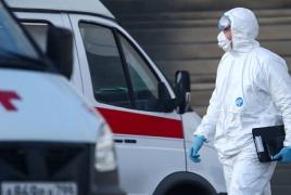 В РФ установлен новый суточный рекорд по числу случаев коронавируса - почти 8000