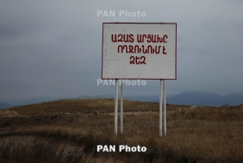 4th border checkpoint between Armenia and Karabakh re-opens
