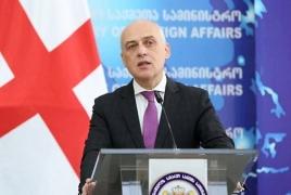 Georgia recalls Ukraine envoy after Saakashvili appointment