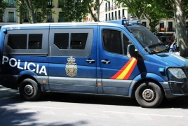 Spanish police arrest man suspected of planning terror attack