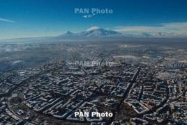 Տրոյկաներով Երևան՝ Արարատը տեսնելու