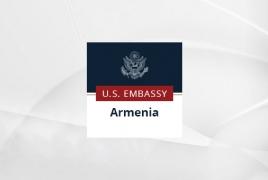 U.S. lauds Armenia's impressive progress in Freedom House report
