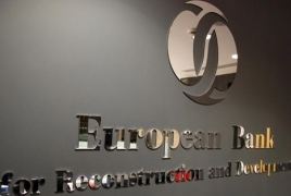 EBRD forecasts Armenia's economy will shrink by 3.5%