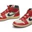 Кроссовки Майкла Джордана продали за рекордные $560,000