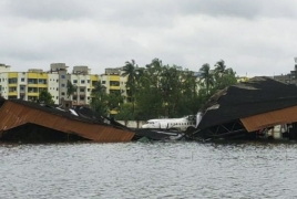 India's Kolkata devastated by powerful cyclone