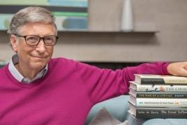 Կարդալ միլիարդատիրոջ պես․ 5 գիրք ամռան համար՝ Բիլ Գեյթսից