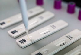 Armenia reports 322 new coronavirus cases, 293 recoveries