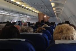 В РФ определили правила работы авиакомпаний после снятия ограничений: Пассажиры будут сидеть рядом