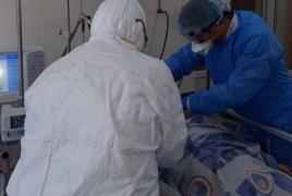 Fresh record: Armenia reports 374 new Covid-19 cases, seven deaths