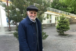 96-year-old man recovers from coronavirus in Armenia